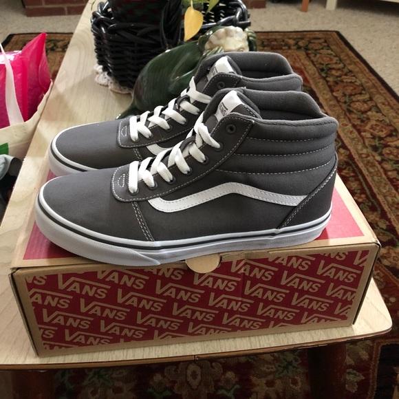 2a08d4cd0d Vans ward hi shoes gradeschool big kid
